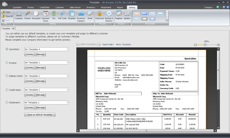 Quotation Software | Estimation Software